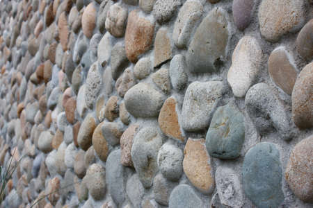 Rock stone wall textured background Stock Photo - 16544911