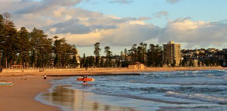 マンリービーチ シドニー オーストラリア 写真素材 - 35231786