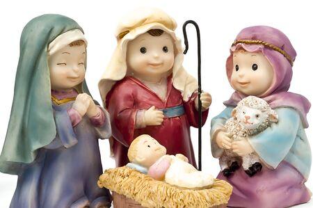 Bethlehem, adoration photo