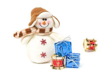 festividad: Christmas Snowman