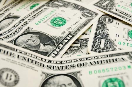 Money  Dollars  Stock Photo - 13806833