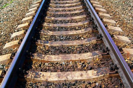 The railway. Stock Photo - 13806781