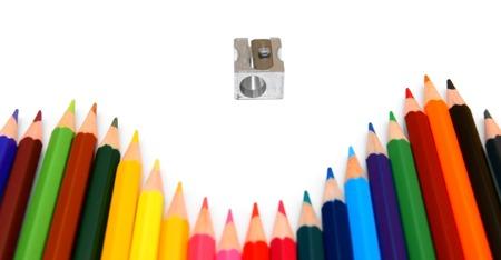 sharpenings: Sharpener and pencils