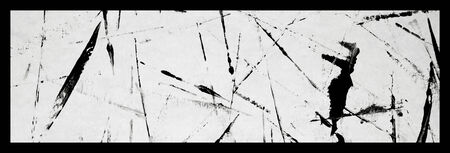 Grunge background . Abstract grunge background photo