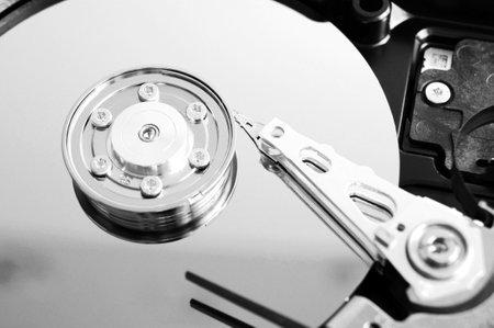 Hard drive . . . .