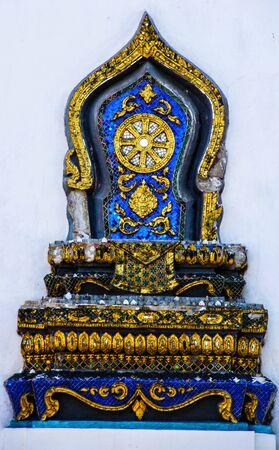 Thai Stucco arts