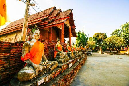 Buddish Statue