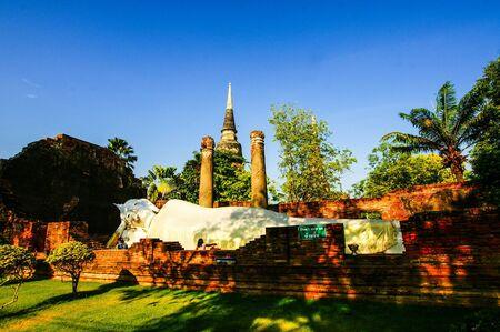 ancient ayutthaya temple