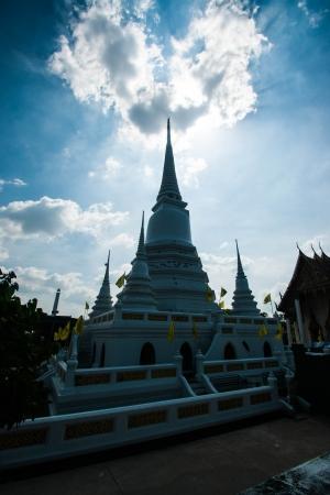 ayutthaya ancient temple