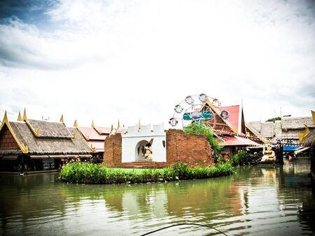 enjoyable: landmark view Floating Enjoyable