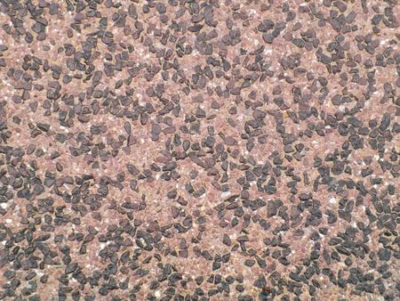 Brown stone floor Stock Photo - 22364045