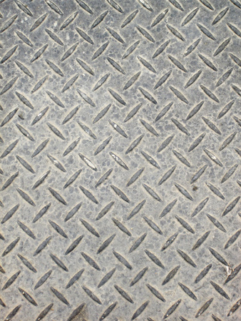 aged diamond plate background Stock Photo - 22391973