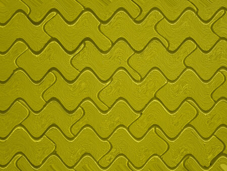 Pattern of yellow brick photo