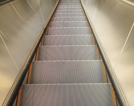 escalator photo