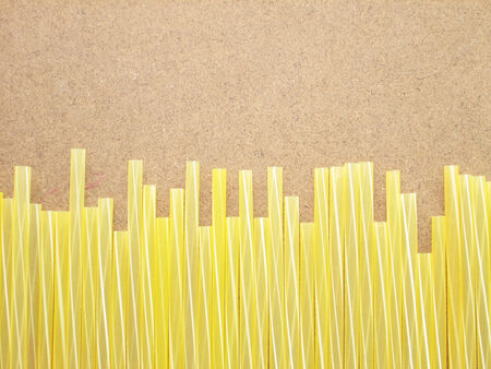 Straw yellow background photo