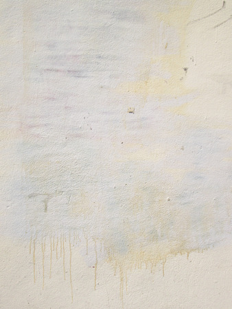 dirty: Dirty white wall Stock Photo