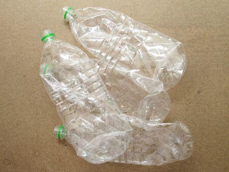 plastic bottles photo