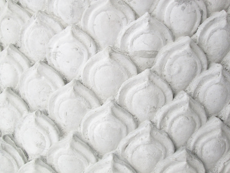 stucco: Stucco patterned scales