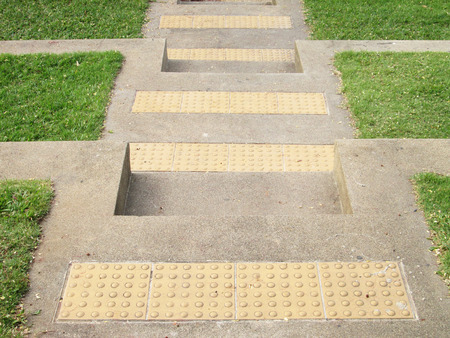 mondo: Stairs in the park