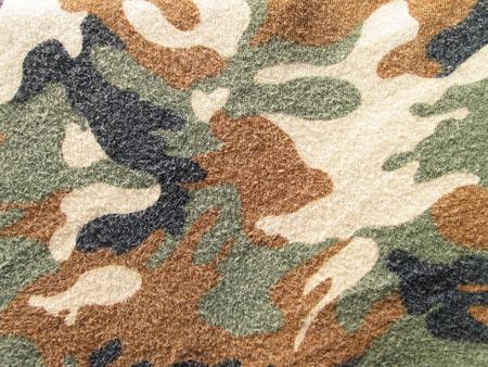 twill: camouflage twill