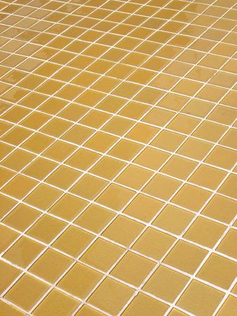 earthenware: Tile mosaic Earthenware local material