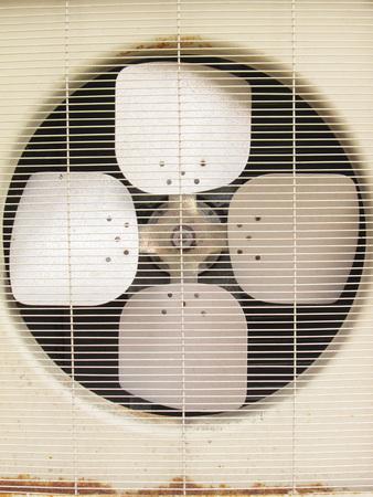 exhaust fan: Old exhaust fan