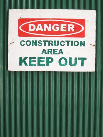 do not enter: do not Enter, DANGER