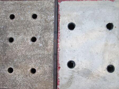 desague: recubrimiento de hormigón de drenaje