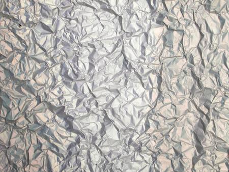 aluminum foil: Aluminum foil background