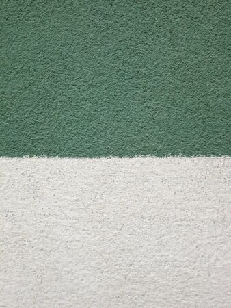 green walls: Lime green walls with white background