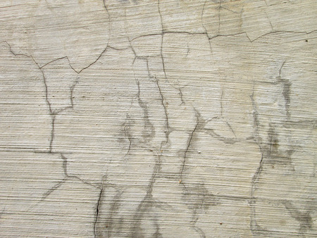 cracked concrete: Grunge cracked concrete wall