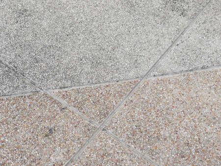 brick floor: Stone block road pavement