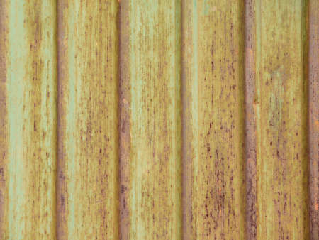 corrugated steel: dirty and Rusted galvanized iron roof ,large tin background