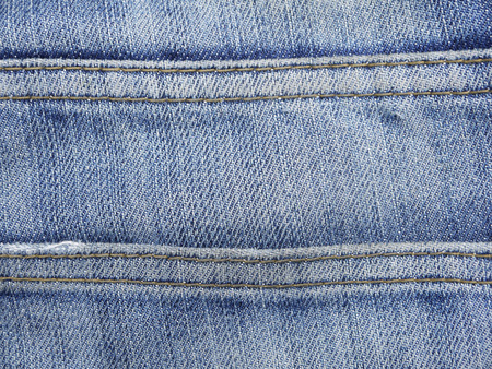 seam: old Jeans texture with seam