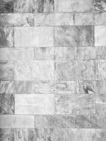 marble wall: grunge gray marble wall texture Stock Photo