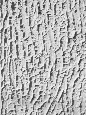 rough: Rough plaster walls, gray