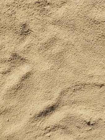Zand textuur Stockfoto