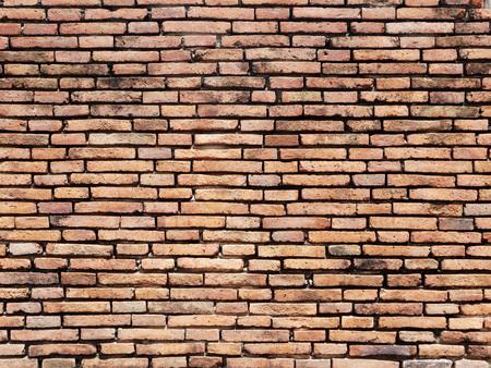 character traits: Brick Wall Stock Photo