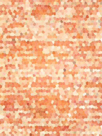 mosaic tiles: orange mosaic tiles
