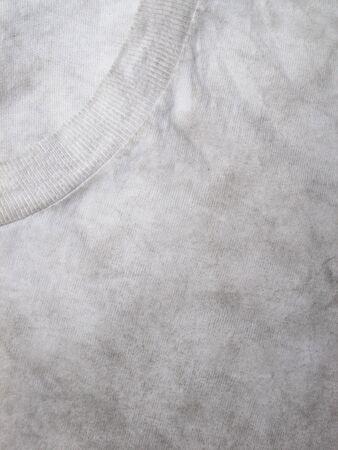 tela blanca: Dirty tela blanca camiseta