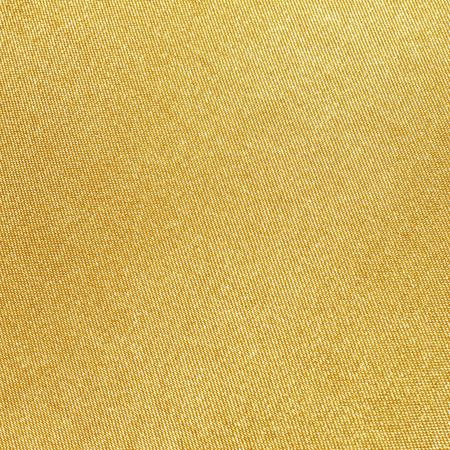Gouden draad op de stof Stockfoto - 48025799