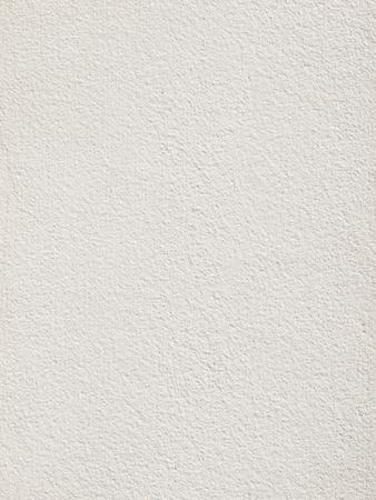 흰색 회 반죽 벽
