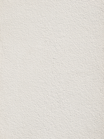 plastered wall: The white plastered wall