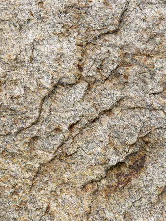 lithic: Rough brown stone surface Stock Photo
