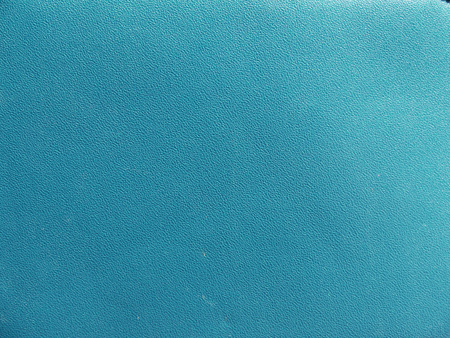 cracklier: Blue leather texture Stock Photo