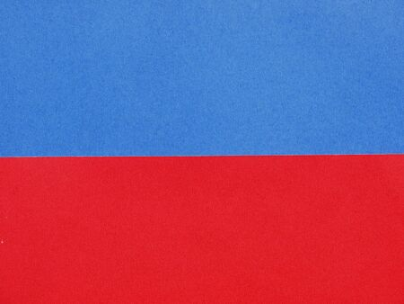 red and blue: red and blue paper texture