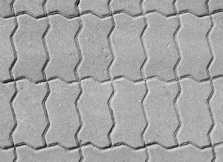 walkway: Brick walkway texture Stock Photo