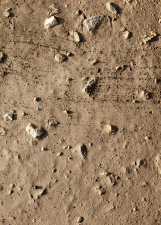 under ground: Ground textured surface background under bright sunlight