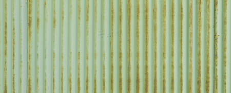 rust: rust on green zinc texture