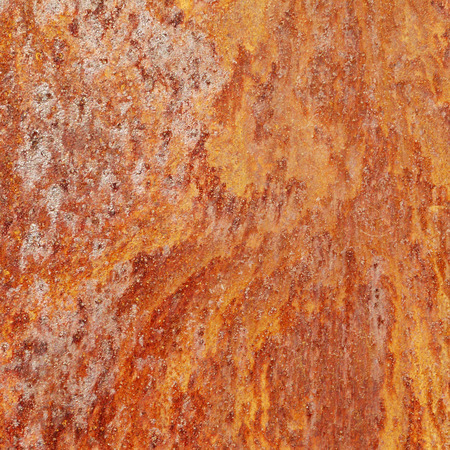 oxidate: metal rust texture background Stock Photo